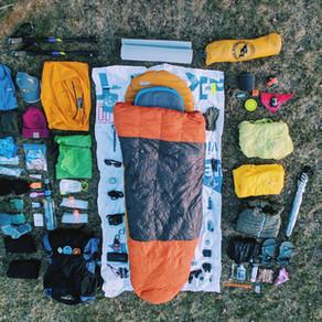 Gear List (Pre-Hike)