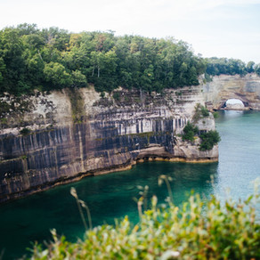 Pictured Rocks National Lakeshore (2018)