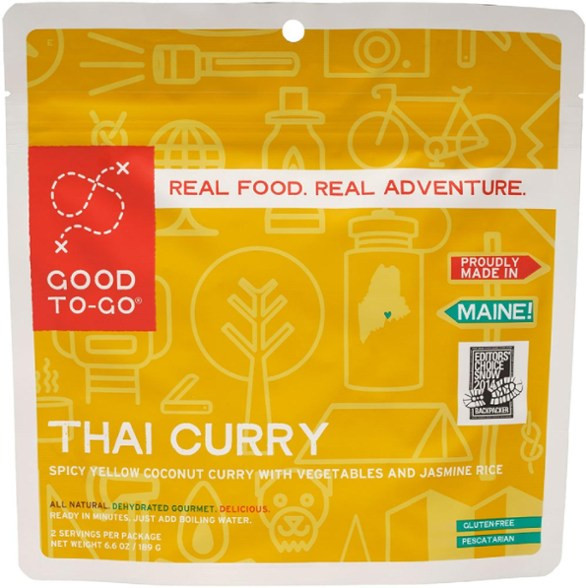 Good to Go Thai Curry Meal