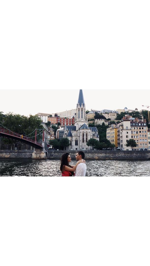 videaste mariage lyon chateau de la ferté saint ambreuil