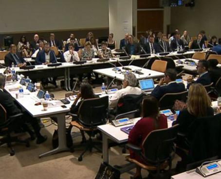 UNITED NATIONS, SEPTEMBER 25TH 2017