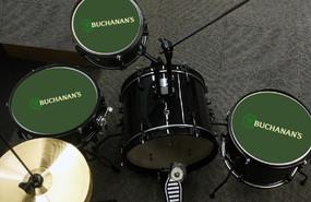 Buchanan's Drum Set