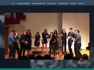 "New Tulane ""Them"" Website to Raise Funds, Sell Arrangements, and Spread the  A Cappello Lo"