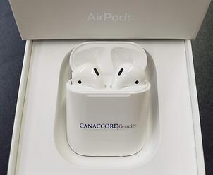 Canaccord AirPod