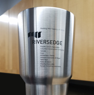 Riversedge Stainless Coffee Cup