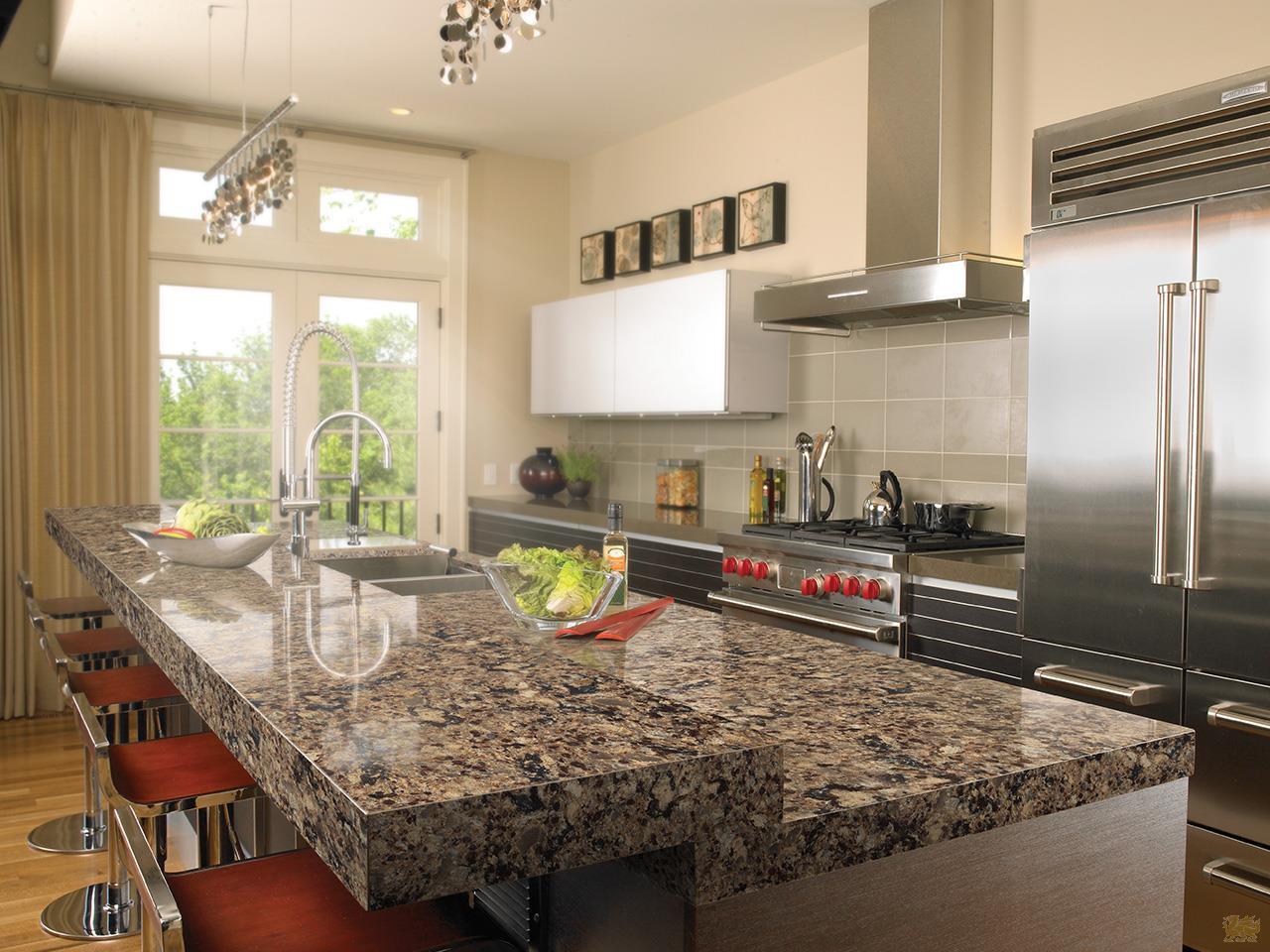 Canterbury Kitchen Countertop