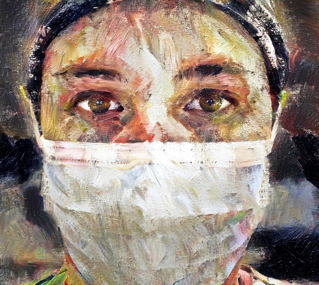 Rachel H., RN ISCU, Evanston Hospital, Evanston, IL