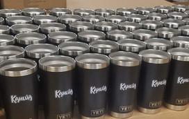 Kaluha Insulated Mugs