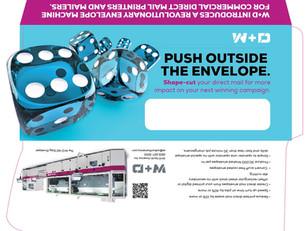 Push outside the envelope.