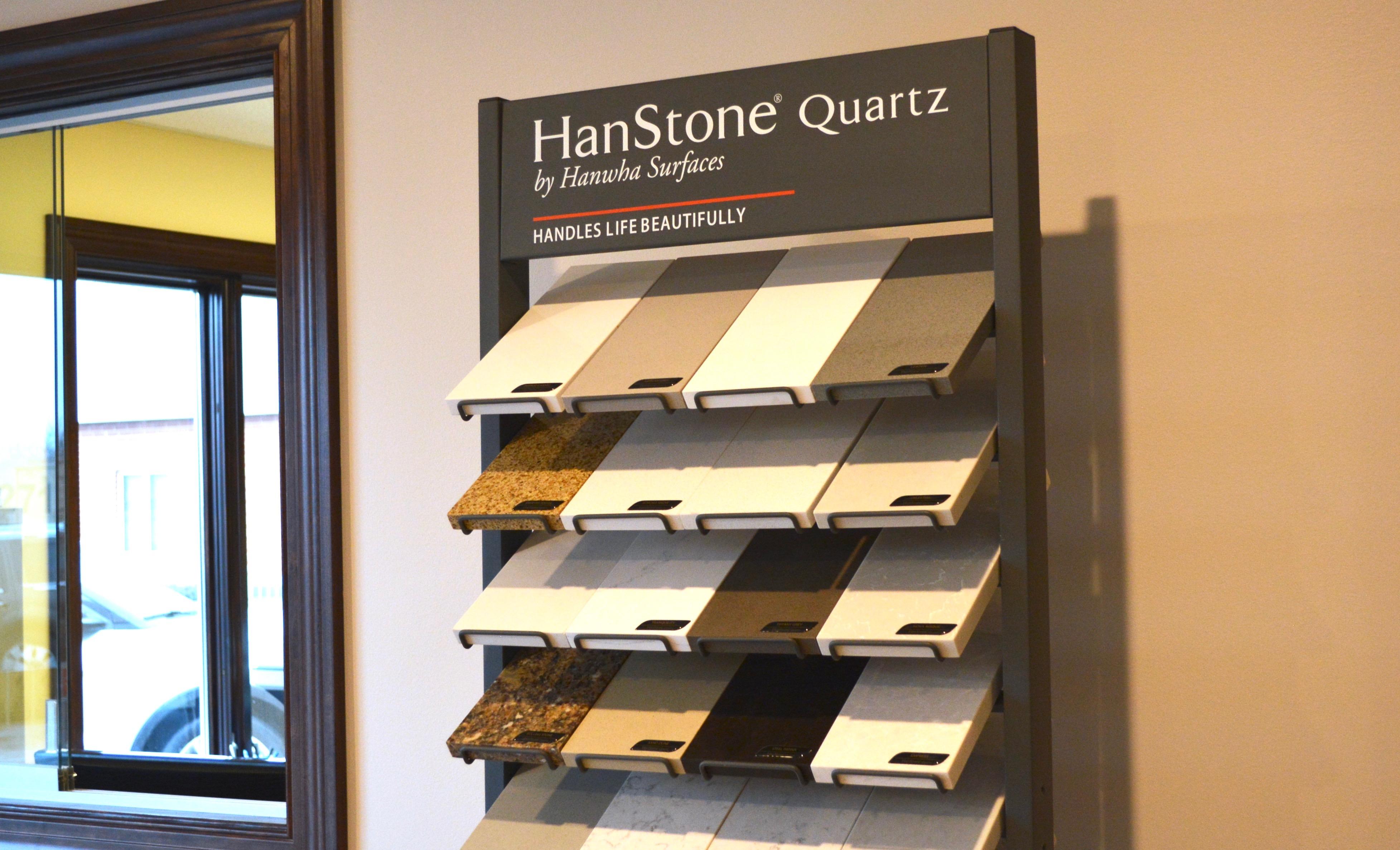 Old World Stone's Huntley Showroom