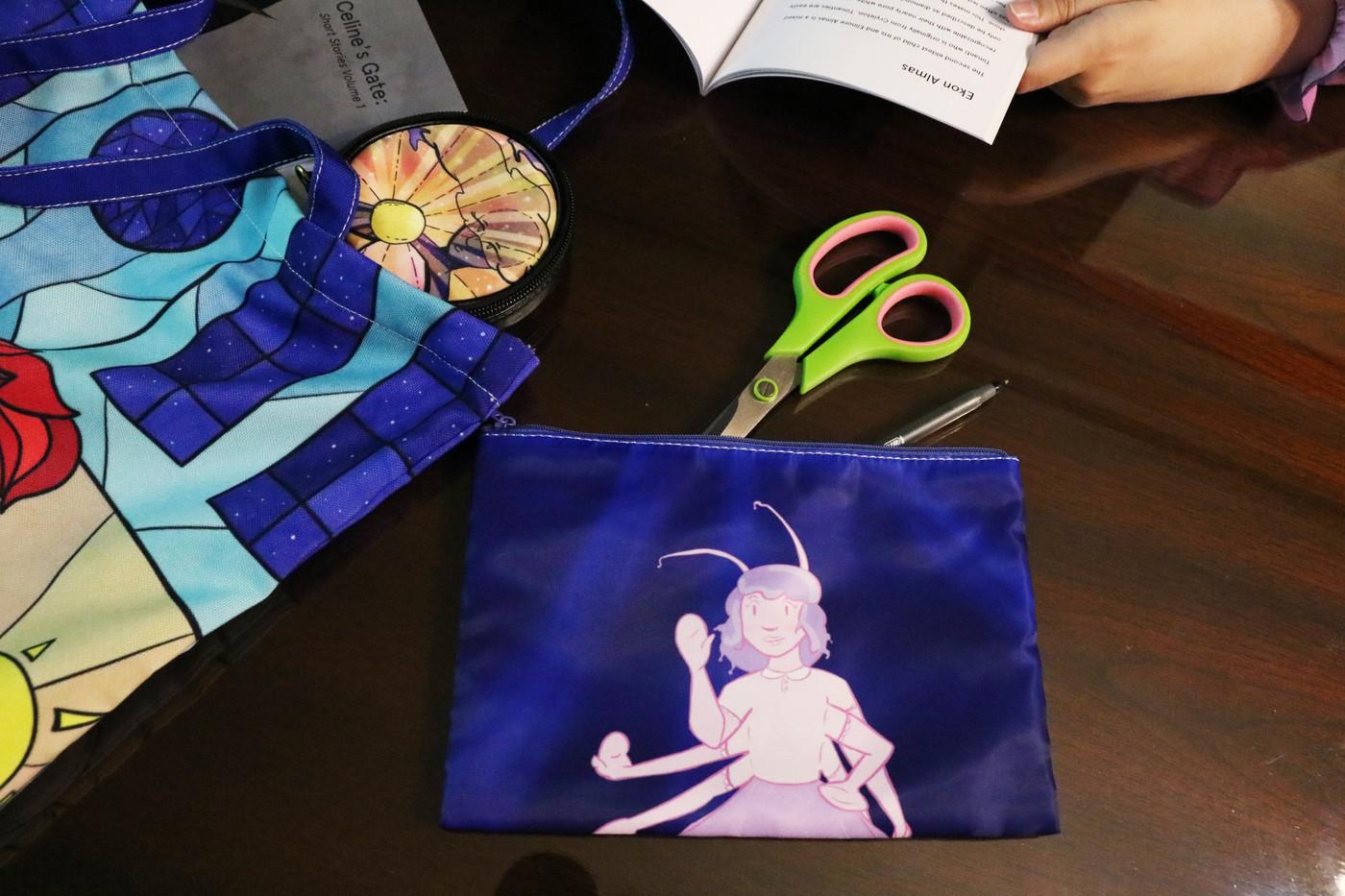 Primrose Carry All Bag + Saros Mini-Bag