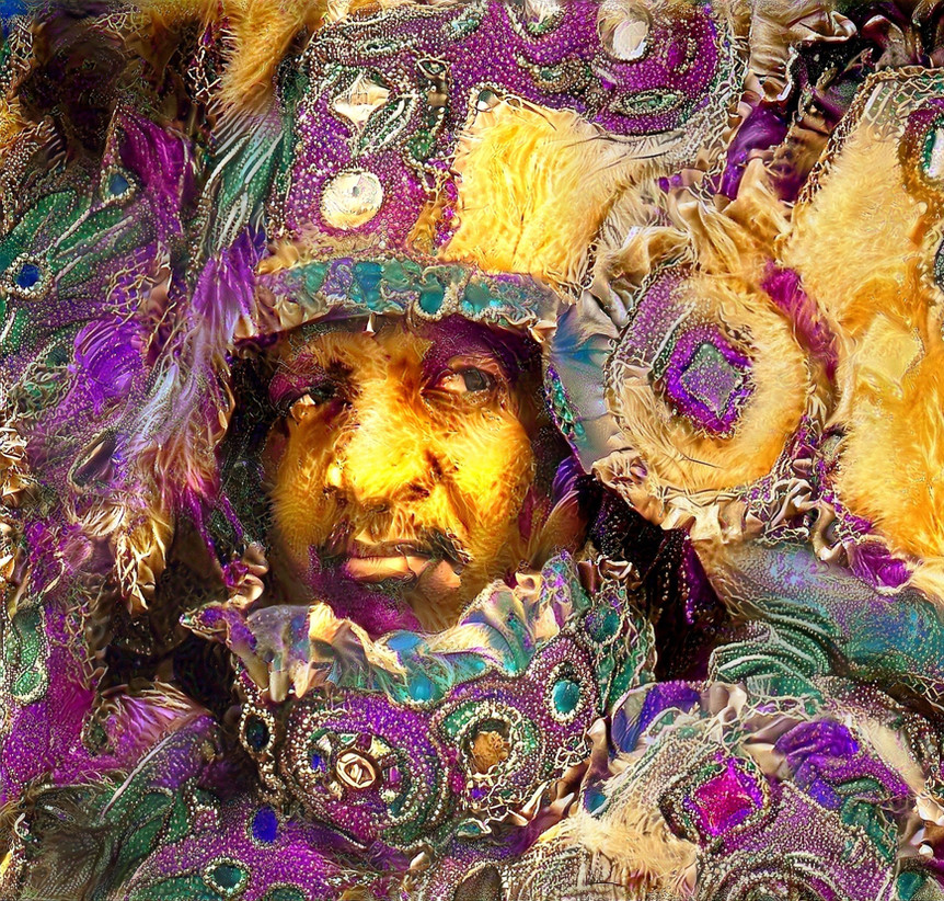 Mardi Gras Chief