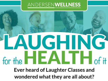 Laughing for the Health of it.