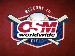 Zar Marketing's baseball themed exhibit at IRCE hits a home run for OSM Worldwide.