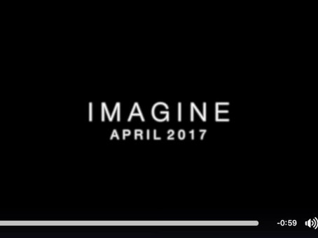 The April 2017 Imagine has Arrived.