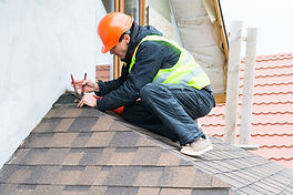 Pitched and steep roof installation