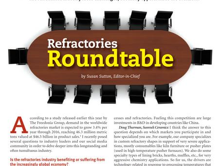 Refractories Roundtable