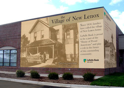 New Lennox, IL Wall
