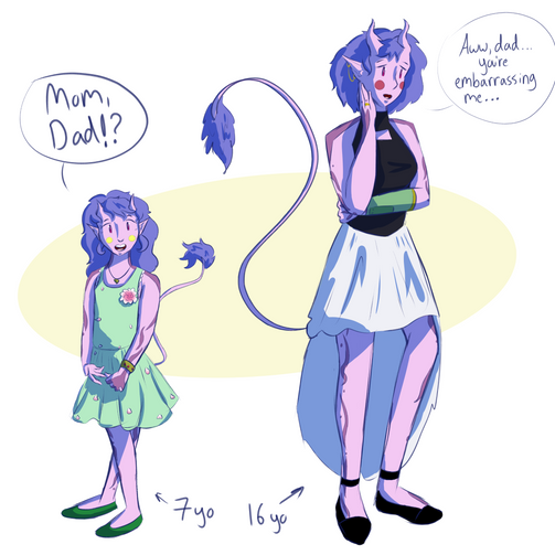 Adaline (May & Deklan's Daughter)
