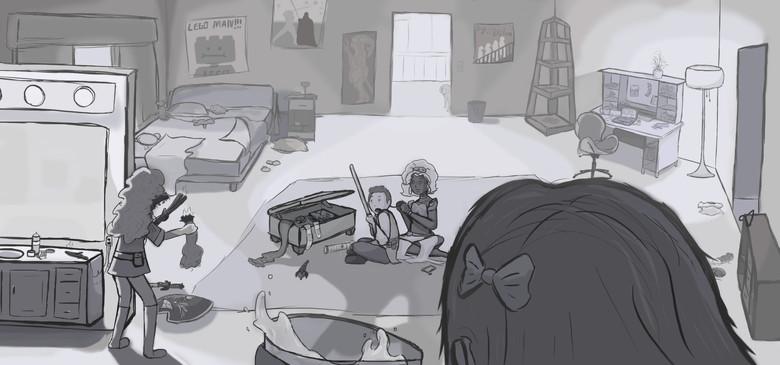 Brian's Room