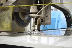 Fusion Saw Waterjet Cutter