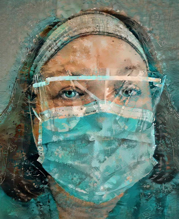 Valerie Giacoma Wolenberg, RN / ISCU, Northshore Evanston Hospital, Evanston, IL