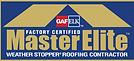 GAF MasterElite Roofer Dealer