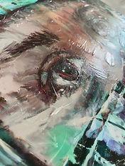 Textured Paint Feeling