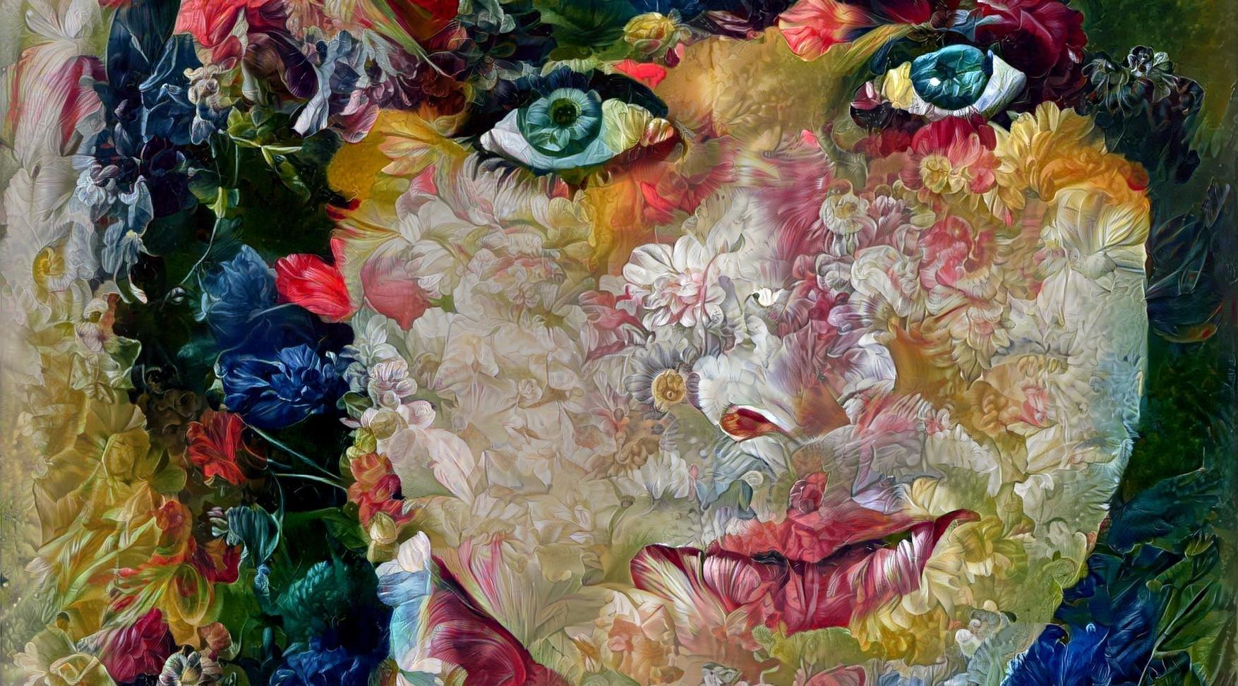 Flower Power Grace Slick