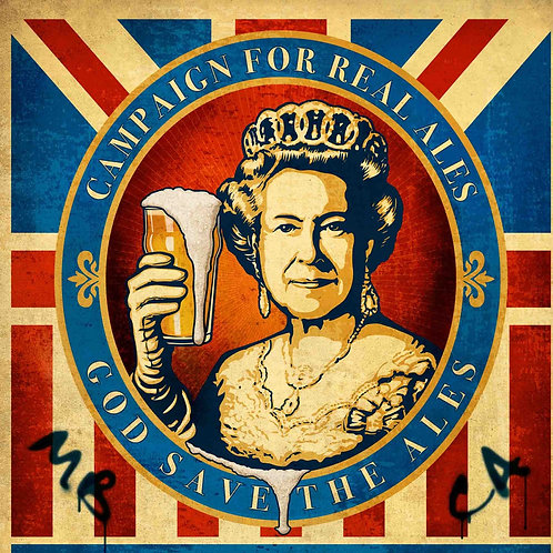 The Queen Toasts