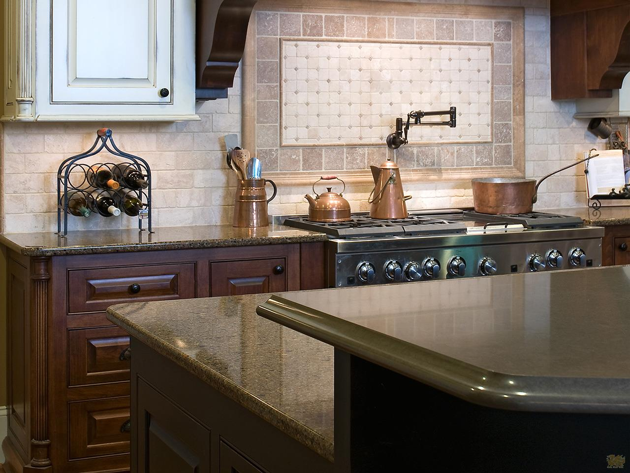 Sussex Ashford Kitchen Countertop