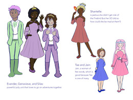 Background Characters 2