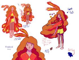 Firebird Sketches