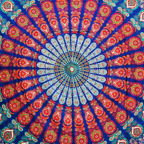 Eye of the Blue Gandi