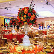 rosemont traditional or Asian wedding menus