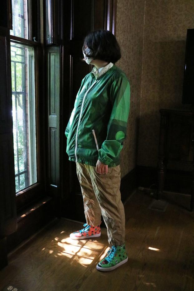 Aldin's Jacket + Shoes