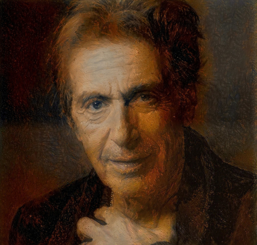 Pacino by Rembrandt