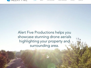 Alert Five launches new site