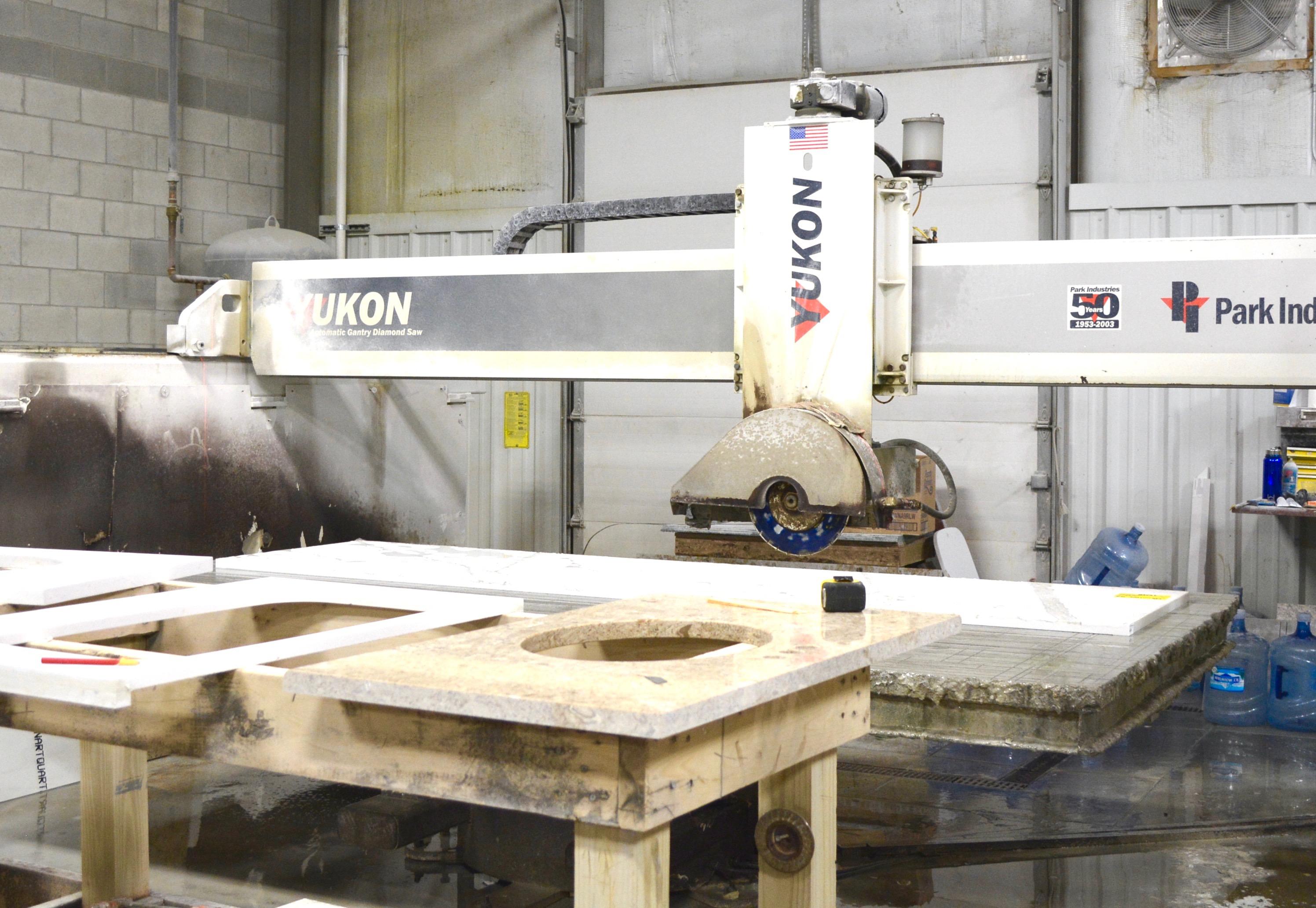 Yukon Stone Cutter