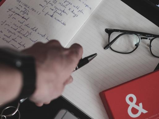 Vässa ditt manus, del 1 - Testläsare