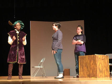 Talented Theatre & Music hosted 4th Annual Shakespeare Fest.