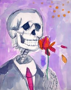 skull one