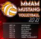 MMAM Volleyball Schedule