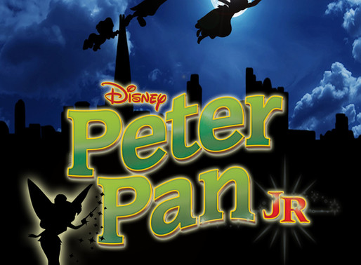 "Forest Heights Presents ""Peter Pan Jr."" May 15th & 16th"