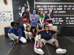 Talented Theatre Class