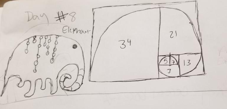ratio elephant