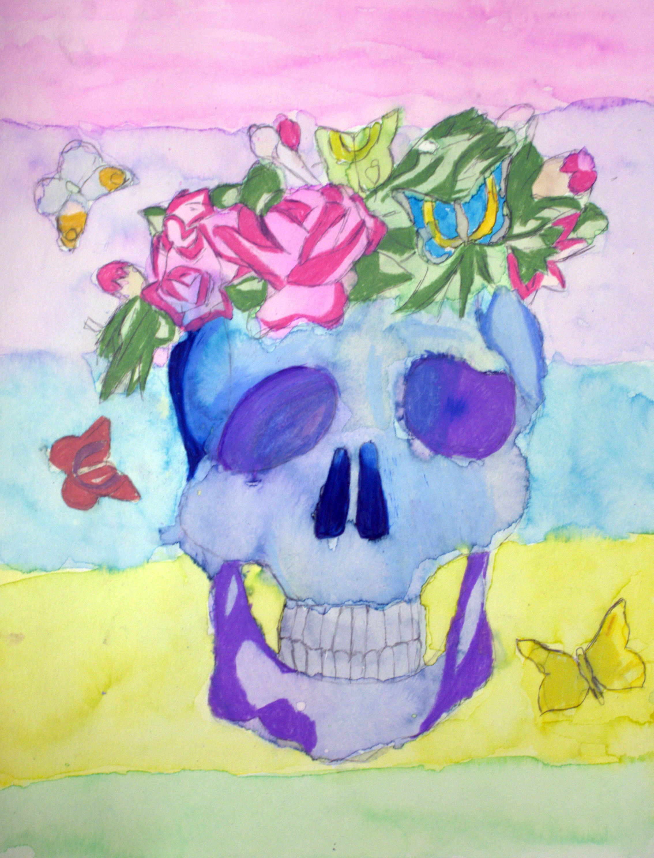 skull three