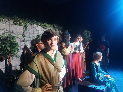 McKinley Middle Talented Theatre Presents Robin Hood