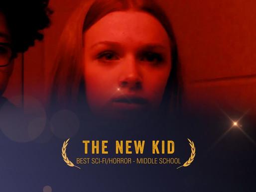 McKinley Middle Short Films win big at FilmPrize Jr.