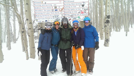 Park City Friends at PM